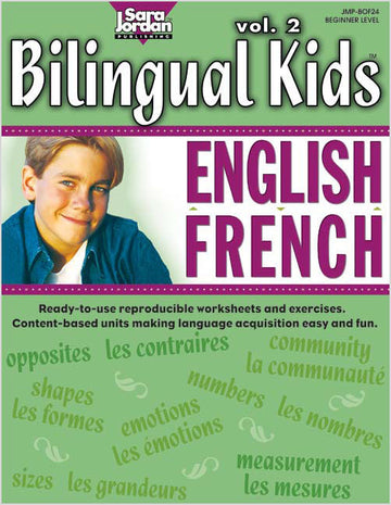 Bilingual Kids Resource Book - English-French - volume 2