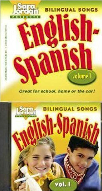 Bilingual Songs CD English - Spanish volume 1