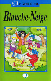 Blanche Neige Book and CD