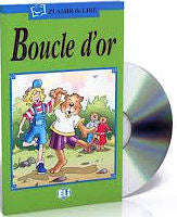 Boucle d'or CD and Book