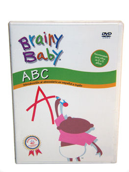 Brainy Baby ABC DVD