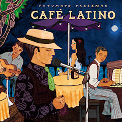 Café Latino CD