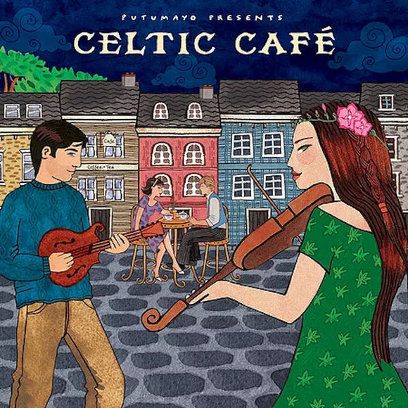 Celtic Café CD