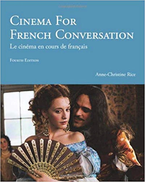 Cinema for French Conversation - Le cinema en cours de français