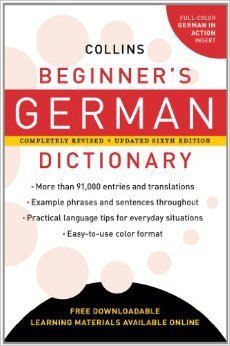 Collins Beginner's German Dictionary