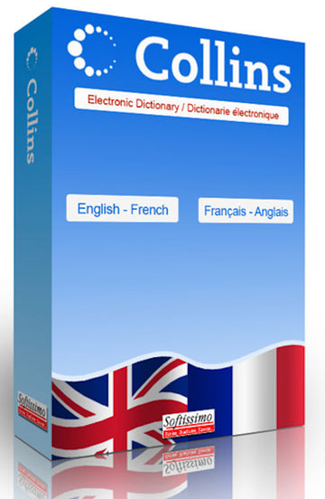 Collins Electronic Dictionary - English/French and French/English