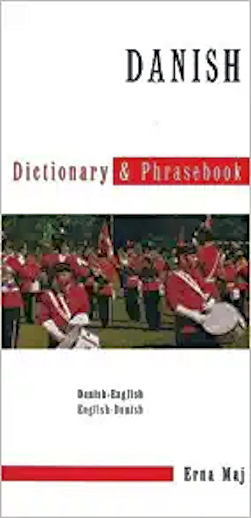 Danish-English / English- Danish Dictionary and Phrasebook