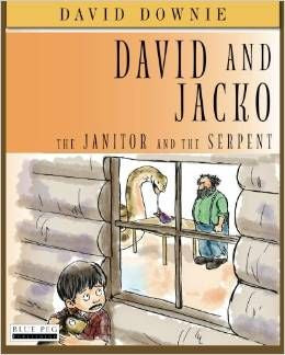 David and Jacko - The Janitor and the Serpent
