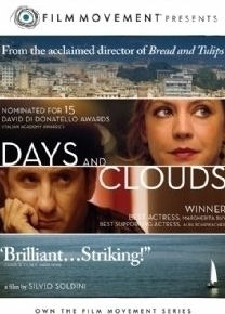 Days and Clouds DVD