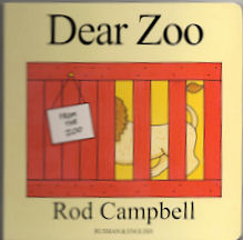Dear Zoo - Bilingual Russian Edition