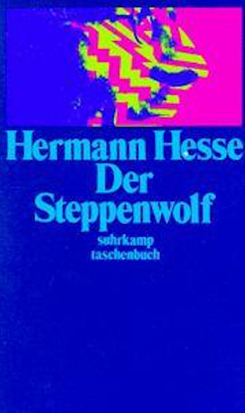 Der Steppenwolf by Hermann Hesse.
