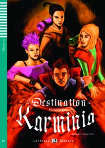Level 3 - Destination Karminia