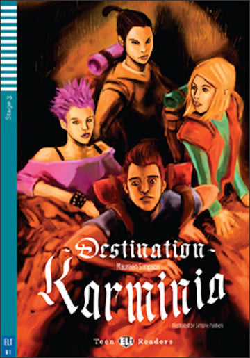 B1 - Destination Karminia