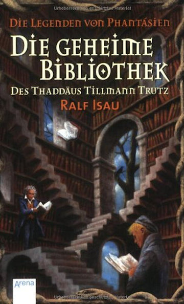 8th Optional - Die Geheime Bibliothek des Thaddäus Tillman Trutz