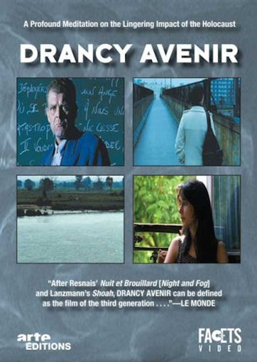 Drancy Avenir dvd