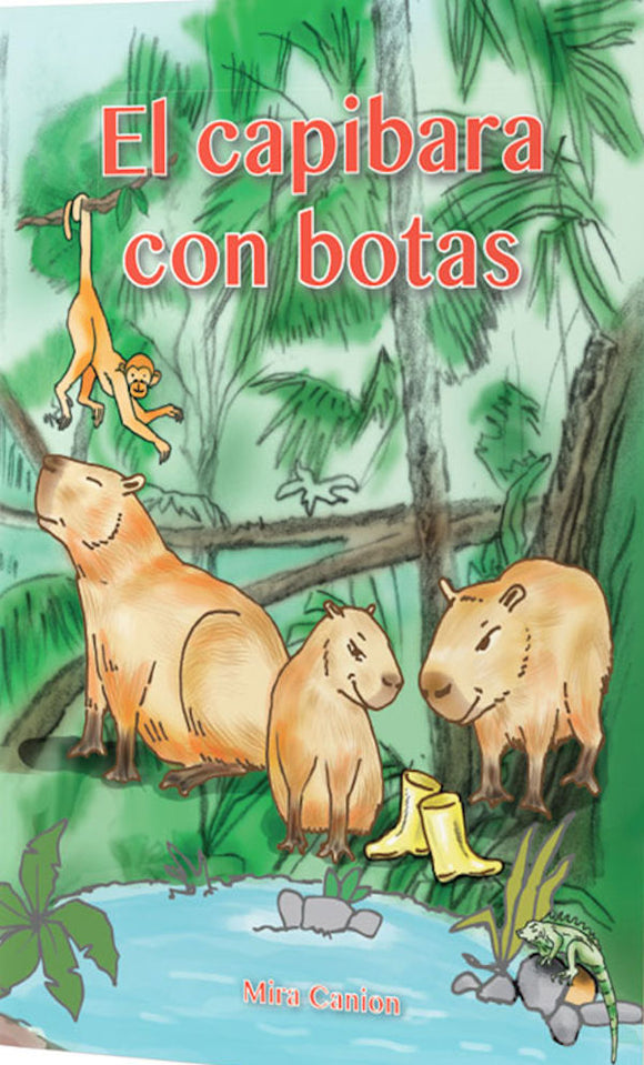 Level 1 - El capibara con botas