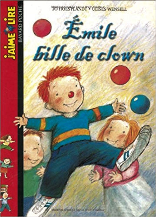 Emile Bille de Clown