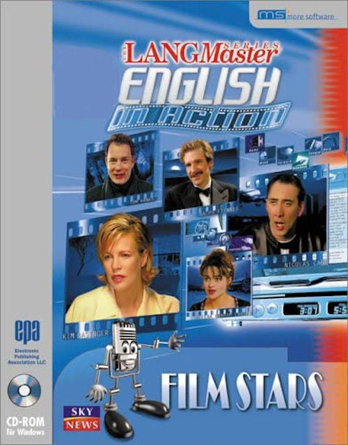 English in Action - Film Stars