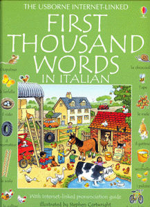 First 1000 Words in Italian