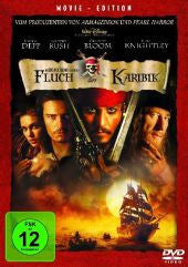 Fluch der Karibik (Pirates of the Caribbean) DVD