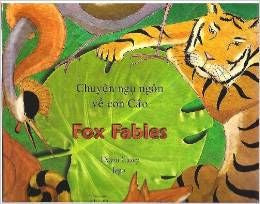 Fox Fables - Bilingual Vietnamese Edition