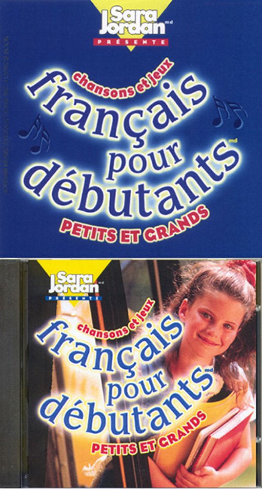 Français pour Débutants CD and Booklet