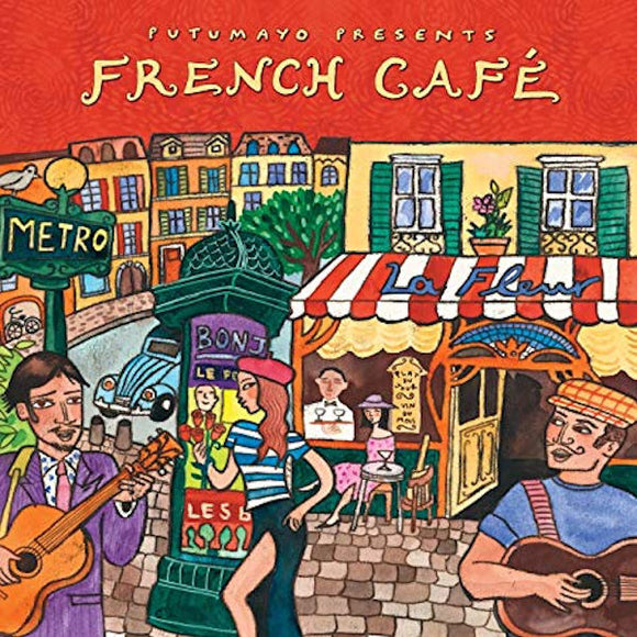 French Café CD