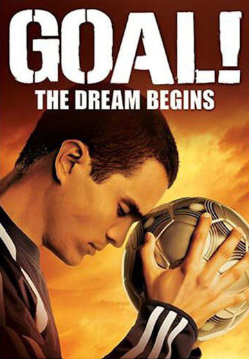 Goal - The Dream Begins DVD