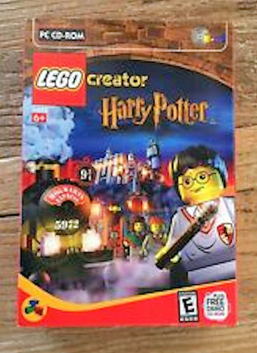 Harry Potter - Creator Lego CD-ROM