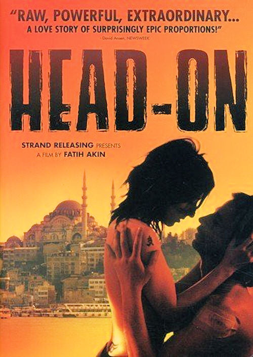 Head-on dvd