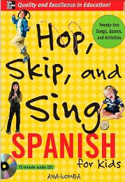 Hop Skip and Sing Spanish