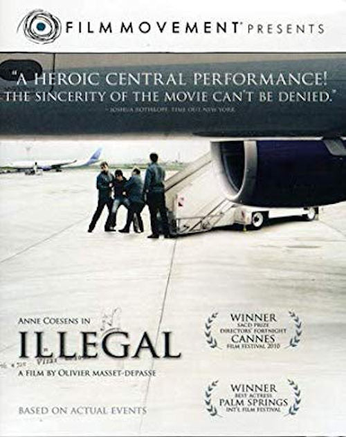 Illegal DVD
