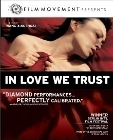 In Love We Trust DVD