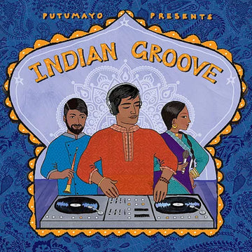 Indian Groove CD