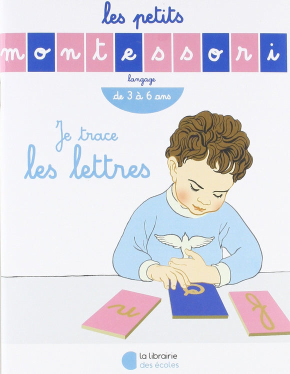 Level 1 - Kindergarten - Je trace les lettres
