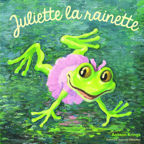 Juliette la Rainette
