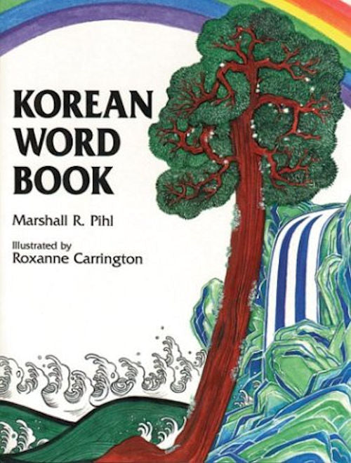 Korean Word Book and CD - Learn over 200 introductory Korean vocabulary words in this beautifully illustrated book and audio CD.
