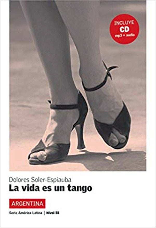B1 - La vida es un tango book and cd