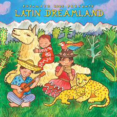 Latin Dreamland CD