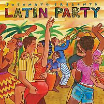 Latin Party CD