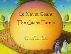 Le Navet Géant - The Giant Turnip