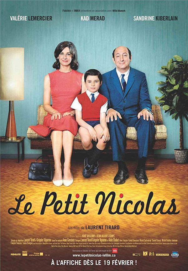 6th Grade Viewing - Le Petit Nicolas DVD