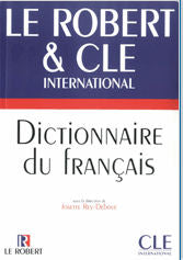Le Robert & Cle International Dictionnaire du françai