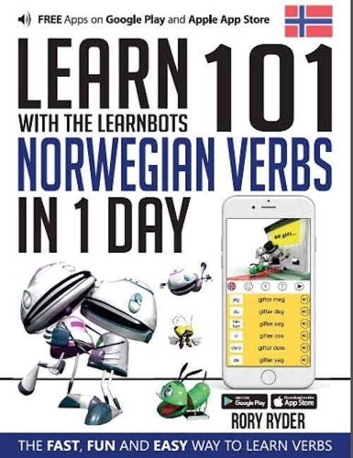 Learn 101 Norwegian Verbs in 1 Day