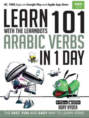 Learn 101 Arabic Verbs in 1 Day