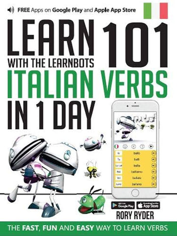 Learn 101 Italian Verbs in 1 Day