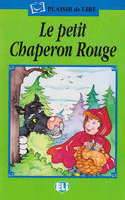 Petit Chaperon Rouge CD and book