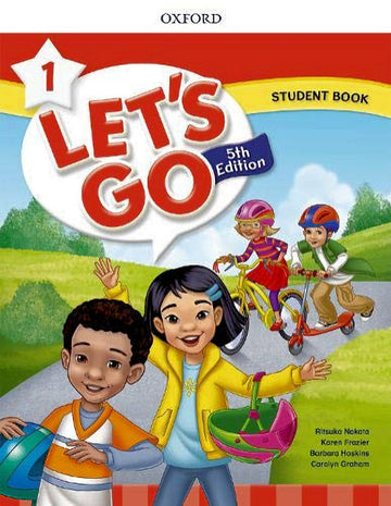 Let's Go - Level 1 - Student Book