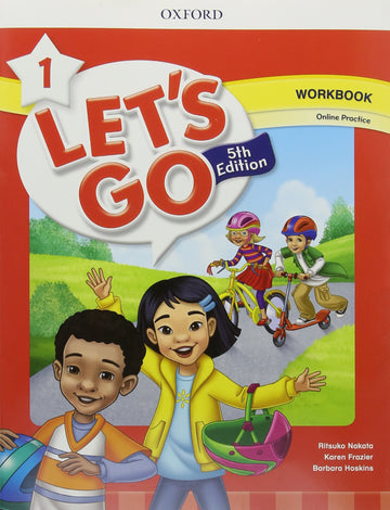 Let's Go - Level 1 - Workbook