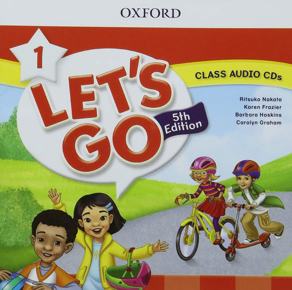 Let's Go - Level 1 - Audio CDs - This set of 2 CDs